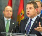 El presidente de Castilla-La Mancha avanza que el próximo Plan de Empleo para 8.000 parados de la región se tramitará la semana que viene
