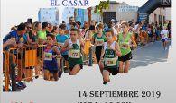 El sábado se celebra la XVII Carrera Popular El Casar, sexta prueba del Circuito Diputación de Guadalajara