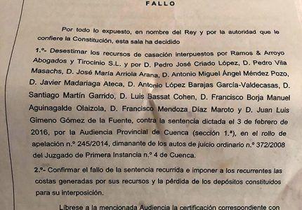 El Supremo ordena devolver al Seminario de Cuenca los 262 libros robados en los años 80-90, entre ellos varios incunables