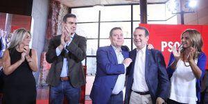 """Emiliano García-Page reconoce en Pedro Sánchez su actitud al """"no formar un Gobierno a cualquier precio"""""""