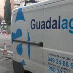 Este jueves se va a producir corte de suministro de agua en varias calles de Guadalajara