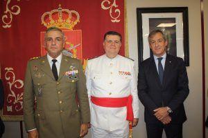 Eurocaja Rural, en el Día de la Delegación de Defensa en CLM