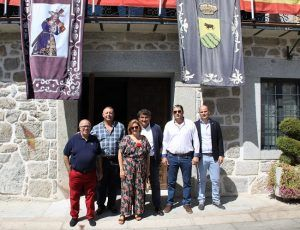 Eurocaja Rural, fiel a la Fiesta de la Ternera de Menasalbas