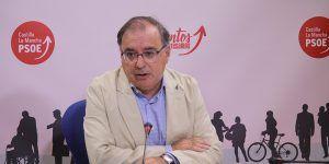 """Fernando Mora """"Hoy es un día importante para CLM porque, por primera vez, los ribereños están presentes en la Comisión de Explotación del Trasvase"""""""