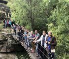 Hiendelaencina inaugura la recuperación de la bajada a la Casa de Máquinas en sus X Jornadas de la Minería de la Plata
