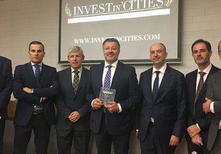 """Invierte en Cuenca está presente en el foro """"Invest in Cities"""" para apoyar el desarrollo de las ciudades"""