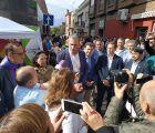 Javier Ortega Smith inaugura la primera sede de Vox en Guadalajara