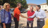 La Diputación de Cuenca enviará técnicos provinciales a El Picazo para buscar soluciones al problema de las inundaciones