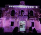 La Diputación de Guadalajara se iluminará de violeta y de verde este fin de semana