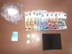 La Guardia Civil detiene a dos personas por tráfico de drogas en Tarancón