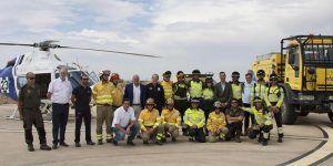 La Junta apuesta por la educación ambiental como vía para prevenir incendios forestales en la región