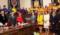 La Junta desea el mejor curso académico al profesorado y al alumnado de la Universidad de Alcalá y en especial al de Guadalajara