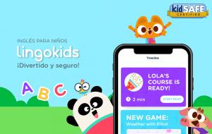 Lingokids y Huawei se unen para ayudar a que los niños aprendan inglés de forma interactiva, segura y divertida