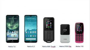 Los nuevos móviles Nokia ofrecen experiencias de primer nivel en sus diferentes segmentos