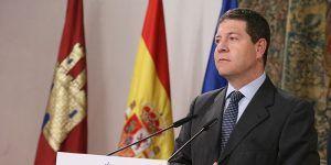Los presidentes de Castilla-La Mancha y Aragón mantienen un encuentro bilateral en Molina de Aragón