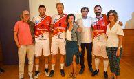 Luz Moya respalda al Balonmano Liberbank Cuenca en su nueva temporada y destaca el compromiso de Paco Núñez con el deporte castellano manchego