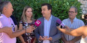 """Martínez Arroyo espera que el caudal ecológico del Tajo responda a las """"verdaderas necesidades ambientales"""" en la nueva planificación hidrológica"""
