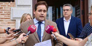 Núñez exige a Page que convoque un Consejo de Gobierno urgente para destinar ayudas a los municipios afectados por el temporal
