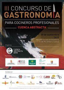 """Nuevos colaboradores para el III Concurso de Gastronomía """"Cuenca Abstracta"""""""