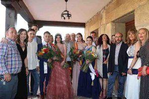 Pablo Pascual y Rubén Rodrigo pregonan las fiestas de Almonacid