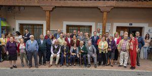 Page firma un protocolo para ceder al Ayuntamiento de San Lorenzo de la Parrilla la travesía CM-2117