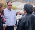 """Prieto anima a los municipios a """"aunar a los colectivos para impulsar las oportunidades del territorio y así frenar la despoblación"""""""