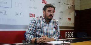 """Rafael Esteban """"Alfonso Esteban debe ver mejor que Cospedal cerrase el Infantado para montar fiestas del PP que se celebre allí un acto público oficial"""""""