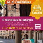 Sigüenza quiere dar la campanada en la Television de Castilla La Mancha