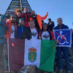 Un cabanillero integra una expedición al desierto de Marruecos, acompañando a personas discapacitadas