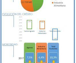 Unión de Uniones destaca el crecimiento del endeudamiento del sector agrario en un 21,3% en tres años