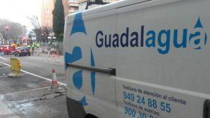 ¡Atención! Corte de suministro de agua el jueves 31 en parte del entorno de la calle Toledo de Guadalajara