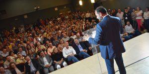 Ábalos se compromete a trabajar en mejorar precios para la conexión del AVE Cuenca-Valencia