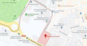 Abiertas las calles Astrana Marín y Lope de Vega tras recepcionar las obras el Ayuntamiento de Cuenca