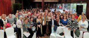 AMFAR reúne en Toledo un centenario de mujeres rurales para celebrar el Día Mundial de las Mujeres Rurales