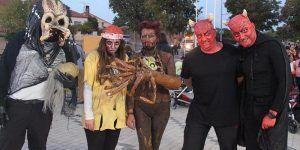 Cabanillas prepara un gran Halloween, con flashmob, actividades infantiles, Pasaje del Terror y Disco Móvil
