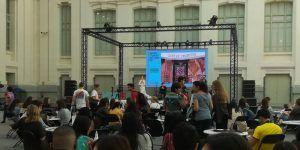 Cuenca se promociona a estudiantes extranjeros en el Madrid Student Welcome Day