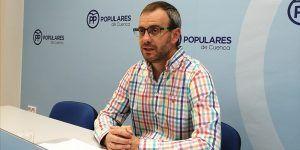 """Solana: """"Con la bajada de impuestos propuesta por el PP,  lograríamos que Cuenca sea una provincia más atractiva para empresas y familias"""""""
