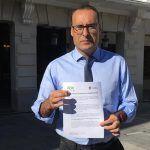 """De Miguel """"Vox no apoyará unos presupuestos que no reducen impuestos y reavivan odios ya apagados"""""""