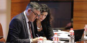 El acuerdo de los tres grupos sobre el agua, en el orden del día del próximo Pleno