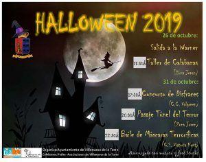 El Ayuntamiento de Villanueva de la Torre organiza una variada y novedosa programación en Halloween