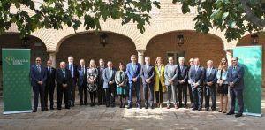 El Consejo Rector de Eurocaja Rural se reúne en Almagro, certificando su implicación con el desarrollo de la provincia
