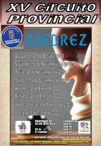 El domingo comienza el XV Circuito Provincial de Ajedrez Infantil de Guadalajara