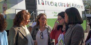 El Gobierno de Castilla-La Mancha muestra su apoyo a la campaña 'La Nueva Cara del Alzheimer'
