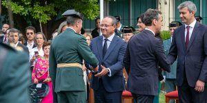 El Gobierno regional defiende la unidad de España porque garantiza que todos los españoles, en todos los territorios del país, pueden ser iguales