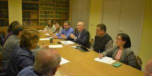 El Gobierno regional se reúne con los Grupos de Desarrollo Rural de Cuenca para coordinar la lucha contra la despoblación