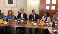 El noviazgo del PSOE con Cuenca nos Une va para largo