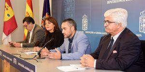 El polideportivo San José de Guadalajara acoge el Campeonato Regional de Baloncesto de personas con discapacidad intelectual