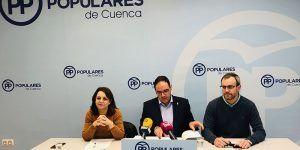 El PP avala la gestión de Prieto, pide a los socialistas soluciones a los problemas de la provincia y que Chana no se convierta en el chico de los recados de Page