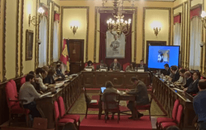 El PP en el Ayuntamiento de Guadalajara denuncia que el PSOE y Ciudadanos aprueban la subida de impuestos para 2020 con su voto en contra