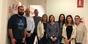El Punto de Encuentro Familiar de la provincia de Cuenca ha beneficiado a casi un centenar de familias durante el primer semestre de 2019